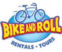 Bike and Roll Chicago Logo