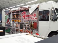 Food Truck Wrap Example