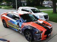 Car Wraps & Vehicle Wraps