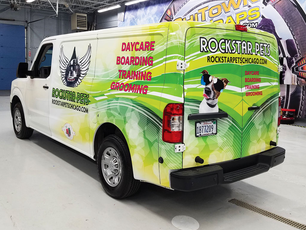 Car Wraps Cost >> Partial Vehicle Wraps - In Sight Sign Company