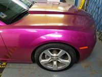 Color Changing Car Wraps