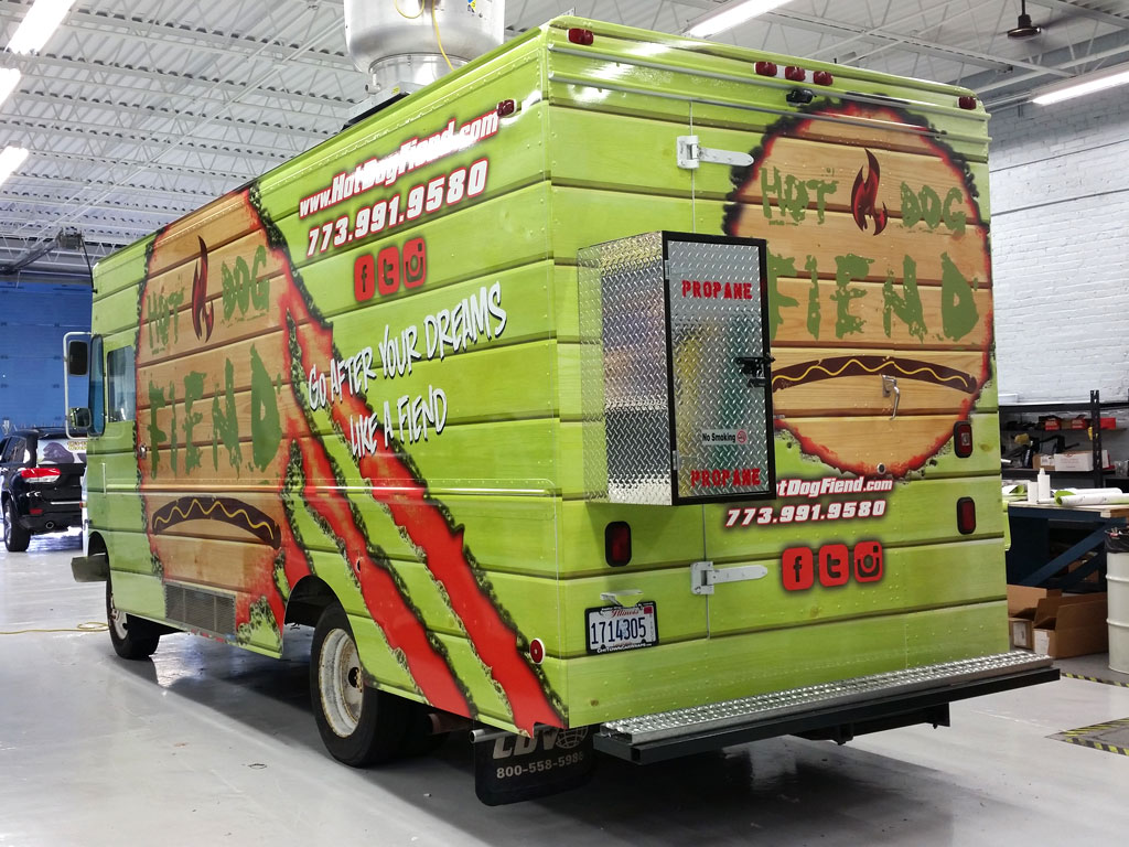 Food Truck Example