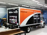 Truck & Trailer Wrap Example