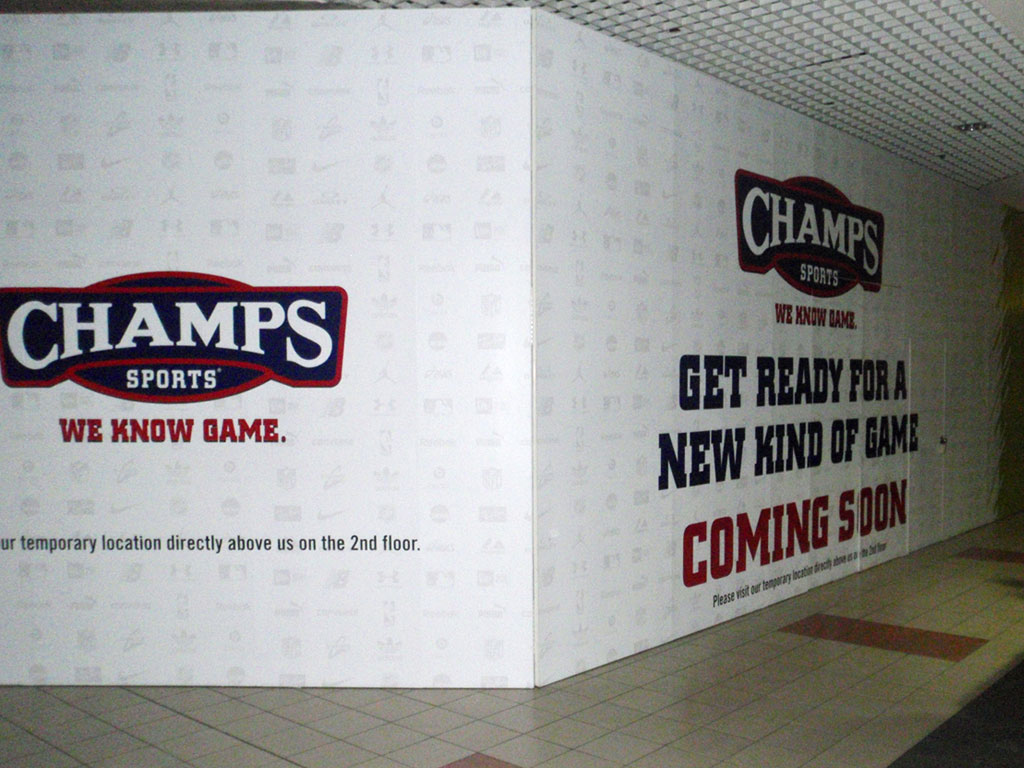 Wall Wrap Example
